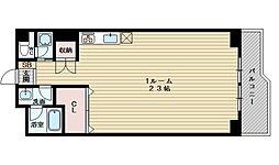 新大阪ハイツ[10階]の間取り
