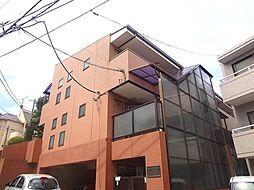 神奈川県横浜市港北区日吉4丁目の賃貸マンションの外観