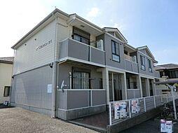 千葉県千葉市緑区おゆみ野中央2丁目の賃貸アパートの外観