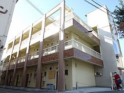 大阪府豊中市曽根東町1丁目の賃貸マンションの外観
