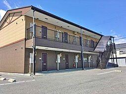 長野県小諸市御幸町1丁目の賃貸アパートの外観