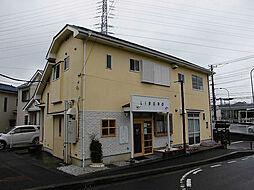 神奈川県横浜市泉区中田東1丁目の賃貸アパートの外観