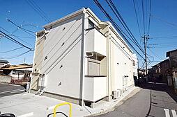 東武東上線 東武霞ヶ関駅 徒歩4分の賃貸アパート