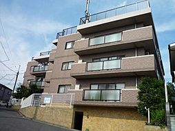 神奈川県横浜市港南区上永谷3丁目の賃貸マンションの外観