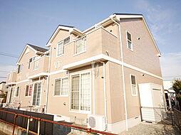 神奈川県相模原市南区当麻の賃貸アパートの外観