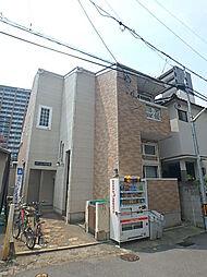 福岡県福岡市中央区春吉1丁目の賃貸アパートの外観