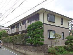 神奈川県川崎市高津区末長2丁目の賃貸アパートの外観