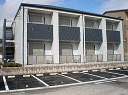 愛知県尾張旭市東印場町2丁目の賃貸アパートの外観