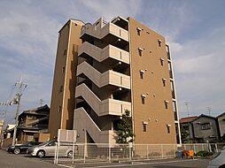 大阪府池田市豊島南1丁目の賃貸マンションの外観