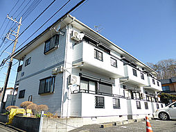 メゾンソレイユI[1階]の外観