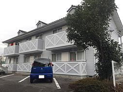 パークランドハイツA棟[202号室]の外観