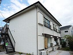 新栄荘[2階]の外観