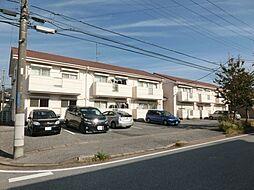 千葉県市原市西国分寺台2丁目の賃貸アパートの外観