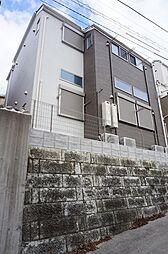 ヒルズ妙蓮寺II[2階]の外観