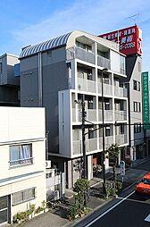 コスモリード駒沢大学[2階]の外観