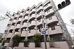 大阪府泉大津市助松町1丁目の賃貸アパートの外観