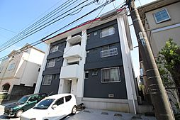 神奈川県横浜市戸塚区戸塚町の賃貸マンションの外観