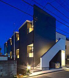 埼玉県さいたま市大宮区土手町1の賃貸アパートの外観