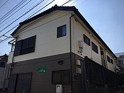 コーポKAMAGAYA[1階]の外観