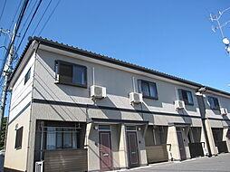 [テラスハウス] 栃木県小山市東城南5丁目 の賃貸【/】の外観