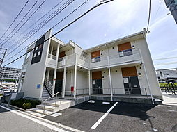 JR武蔵野線 新秋津駅 徒歩12分の賃貸アパート