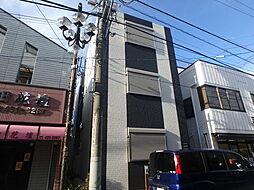埼玉県蕨市中央4丁目の賃貸アパートの外観