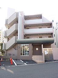 ドミール聖蹟桜ヶ丘[3階]の外観