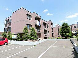 北海道札幌市西区山の手四条10丁目の賃貸マンションの外観