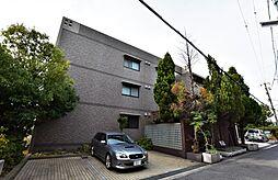 大阪府松原市東新町2丁目の賃貸マンションの外観