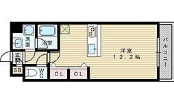 サンロード新和2[3階]の間取り