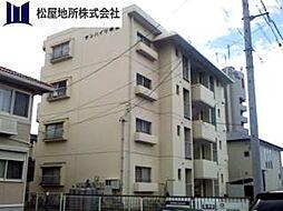 愛知県豊橋市中浜町の賃貸マンションの外観