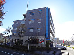 東京都八王子市みなみ野4丁目の賃貸マンションの外観