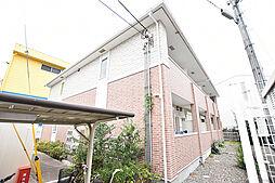 大阪府和泉市阪本町の賃貸アパートの外観