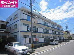 愛知県豊田市京町1の賃貸マンションの外観