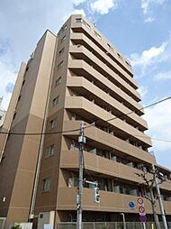 スカイコート都立大学第3[6階]の外観