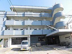 愛知県名古屋市名東区香南1丁目の賃貸マンションの外観