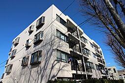 神奈川県横浜市青葉区桂台1丁目の賃貸マンションの外観