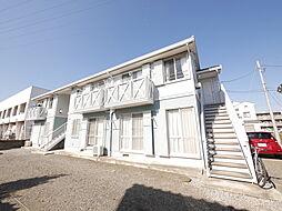 神奈川県座間市緑ケ丘2の賃貸アパートの外観