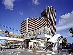 ルリエ新川崎[3階]の外観