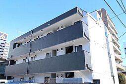 埼玉県さいたま市大宮区宮町4の賃貸アパートの外観