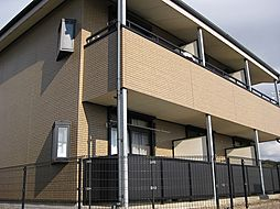 愛知県知多郡阿久比町陽なたの丘2丁目の賃貸アパートの外観
