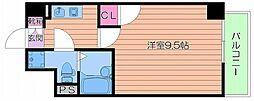 DS太子橋[2階]の間取り