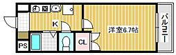 ミマサカ田中マンション[301号室]の間取り