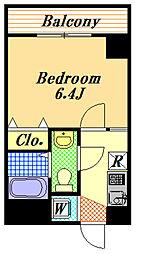 U−BIGヒルズ[1階]の間取り