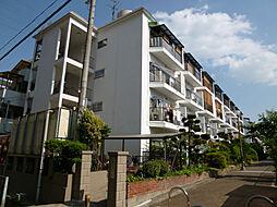 阪南グリーンハイツ[4階]の外観