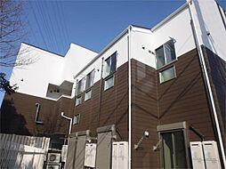 神奈川県川崎市川崎区堤根の賃貸アパートの外観