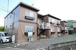 パークサイド勇崎[203号室]の外観
