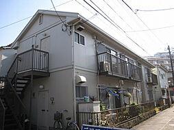 多摩川ガ−デンハイツ[102号室]の外観