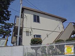 千葉県船橋市西船4丁目の賃貸アパートの外観
