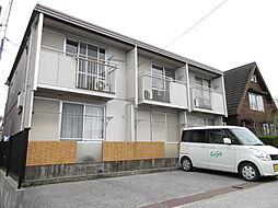 滋賀県彦根市池州町の賃貸アパートの外観